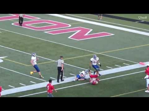 2016 Morton Senior High School Football Highlights