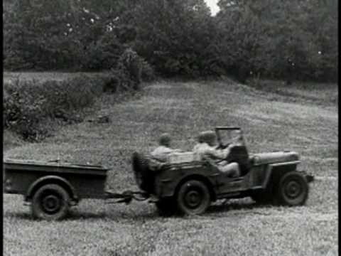 Autobiography of a Jeep (Old Jeep Commercial) - YouTube