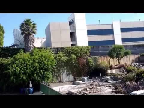 Phantom video in Century City, LA