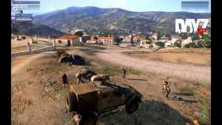 Arma 3 DayZ Singleplayer Montage