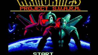 Armorines: Project S.W.A.R.M - Gameboy Color - Title Theme