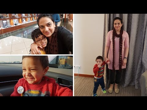 Going Back to Dammam Vlog | Naush Vlogs