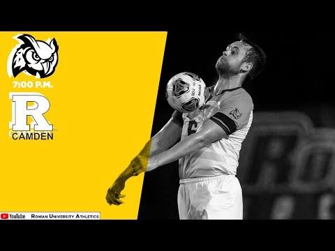 2018 Rowan Men's Soccer Vs. Rutgers-Camden   10/17/18
