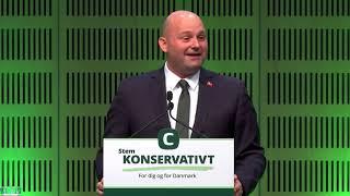 Kopi af Søren Pape Poulsens tale ved Det Konservative Folkepartis landsråd 2018