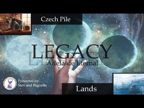 Legacy 2017 Sep (Round 2/5) – Lands vs. Czech Pile
