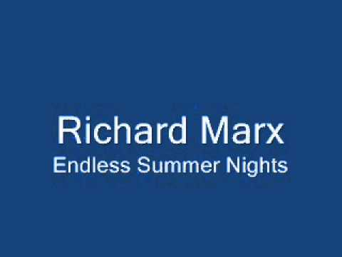 Richard Marx-Endless Summer Nights
