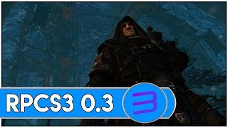RPCS3 Emulator 0.3-5939 | Game of Thrones [1080p] | PS3 Emulator [#1]