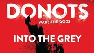 Donots - Into The Grey (Official Audio)