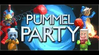 【Pummel Party】 친구들과 미니게임 부루마블 …