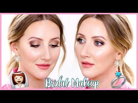 MODERN BRIDAL MAKEUP TUTORIAL FOR 2018