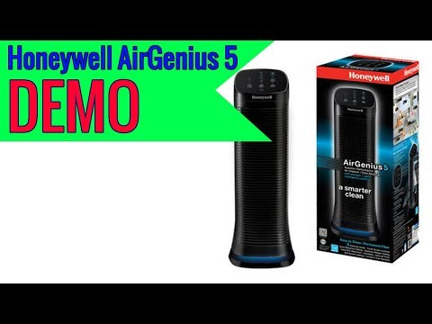 Honeywell AirGenius 5 Air Cleaner 2019 review