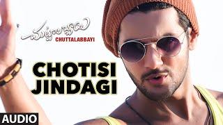 Chotisi Jindagi Song || Chuttalabbayi || Aadi, Namitha Pramodh ||  SS Thaman