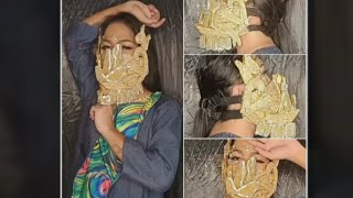Oriental Mindoro face mask querade to feature stunning designs