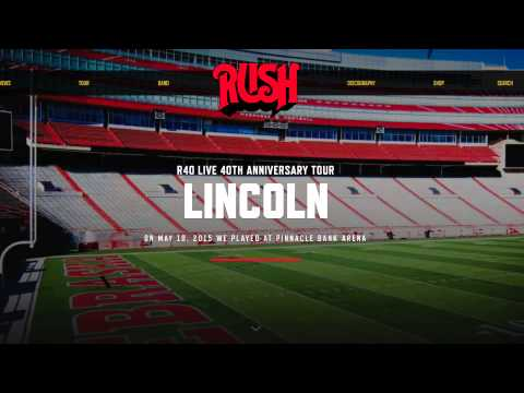 RUSH R40 Nebraska 5-10-2015 Full Show
