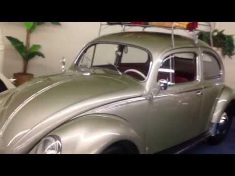 1966 Volkswagen Beetle VW Antique Car