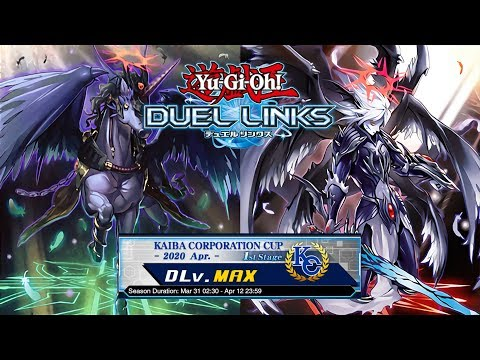 Yu-Gi-Oh! Duel Links - 3rd DLv MAX With Darklord - KC Cup April 2020 Stage 1