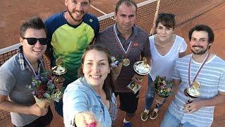 Турнир по теннису среди любителей 27 августа 2016 г