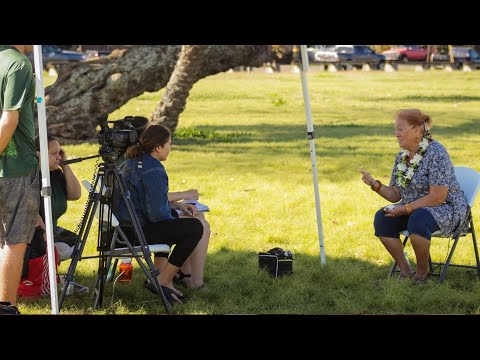 UH Mānoa Oral History Project Preserves Waialua's Past