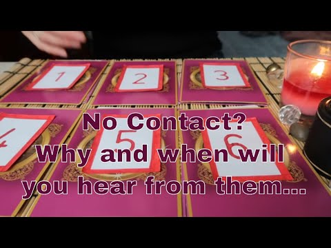 PICK A CARD ** Why Haven't They Contacted me? When will they? ** (Timeless)