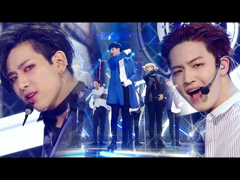 《EXCITING》 GOT7 (갓세븐) - Never Ever @인기가요 Inkigayo 20170409