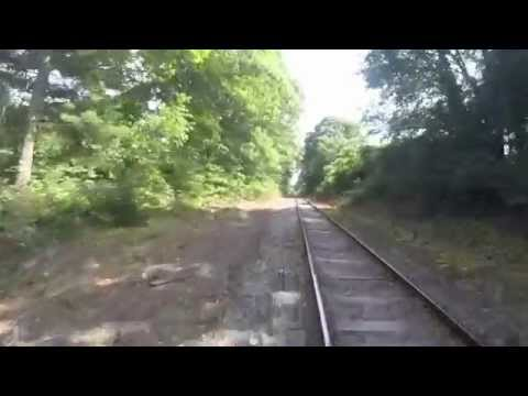 GoPro: Falmouth Line Canal Junction to North Falmouth