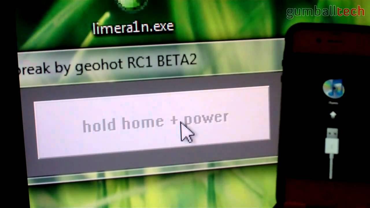 limera1n 3.1.3