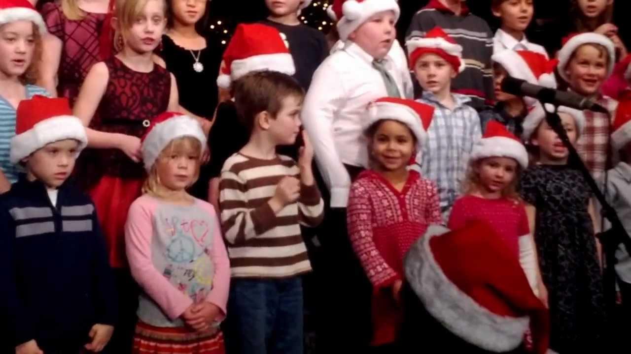 Adele's Christmas concert - YouTube