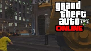 GTA 5 PC - Beefs Dump Truck (GTA 5 PC Gameplay)