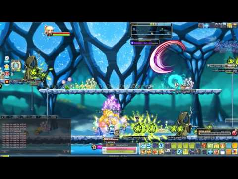 Zero 5th Job Gameplay Maplestory