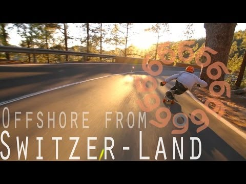 Orangatang Wheels | Offshore from Switzer-Land