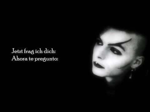 Lacrimosa - Bresso (Subtítulos Alemán - Español)