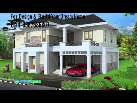 Low cost house construction with Dreamspace Designers & Builders kochi Advt.