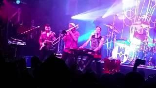 Aquaman - Walk The Moon feat. Evan Oberla (trombone)