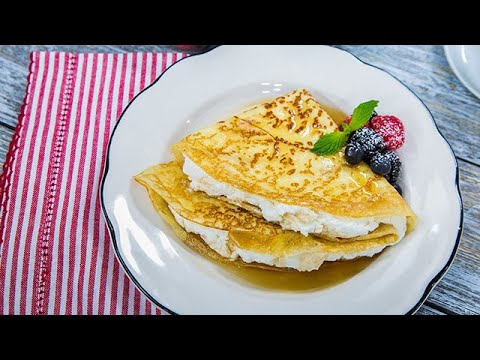 Kavan Smith's French Crepes - Home & Family