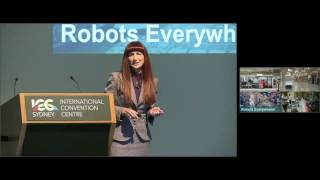 Futurist Shara Evans | The Future Workforce: Impact of Artificial Intelligence and Robotics