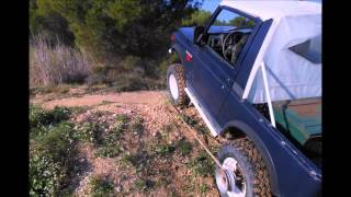 MONSTER TREUIL - WHEEL WINCH 4x4 - Team Off Road 13 -