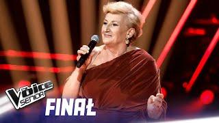 """Jadwiga Kocik - """"Być kobietą po czterdziestce"""" - Finał - The Voice Senior 1"""