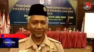 60 Penegak & Pandega Lampung Ikut Diklat Protokol