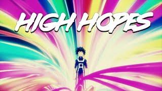 AMV   Deku - High Hopes (Panic! At the Disco)