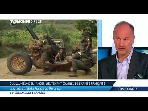 Guillaume Ancel : Rwanda-France, la fin du silence