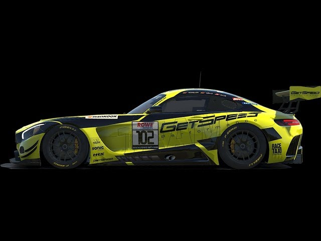 Onboard #102 GetSpeed Performance Digitale Nürburgring Langstrecken-Serie