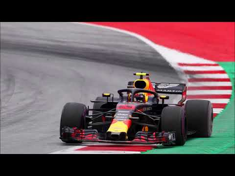 Max Verstappen celebrating victory on team radio - F1 2018 Austria