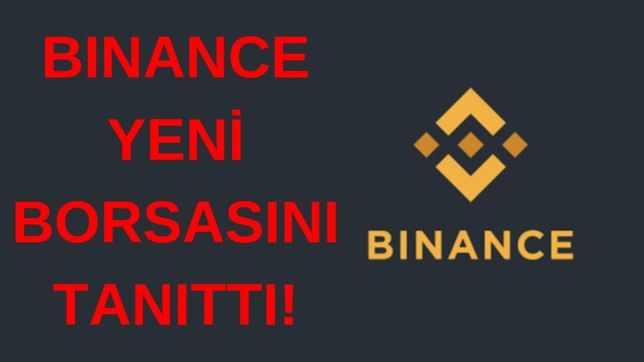Binance'nin Yeni Borsası İle İlgili Tüm Detaylar!