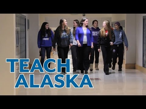 Teach Alaska - Kristy Germain