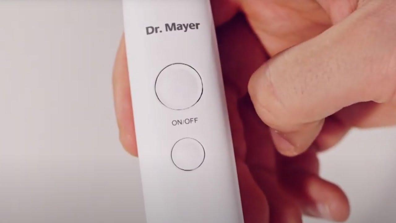 Recenze kartáčku Dr.Mayer GTS2065