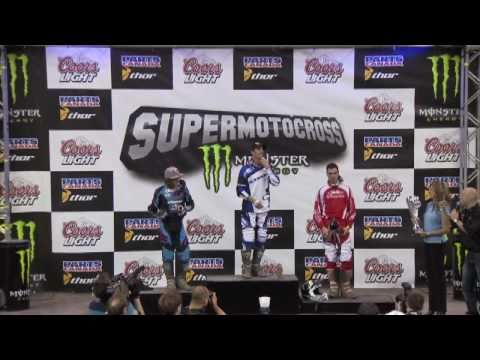 Supermotocross Monster Energy de Montreal 2010- MX2