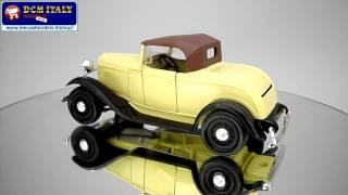 Ford Roadster (1932) - ERTL - 1:24