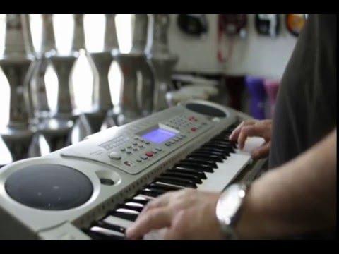 Ringway TB820 Oriental Keyboard Arranger