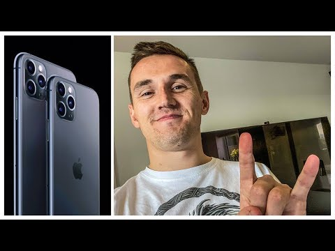 New iPhone 11 Pro Unboxing!