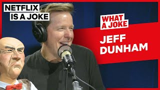 Jeff Dunham Is Almost As Old As Walter | What A Joke | Netflix Is A Joke